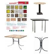 Стулья и столы  д ля кафе, бара, ресторана, ночного клуба