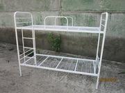 Кровати металлические для общежитий,  двухъярусные  кровати для хостелов
