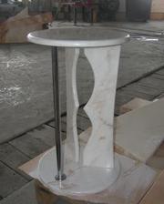 Мраморные подставки под цветы,  столики мраморные —  3000 грн