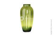 Итальянская стеклянная ваза Ashley от «Calligaris»