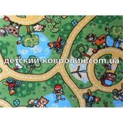 Детские ковры с рисунком. Ковролин.