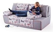 Купить бескаркасный диван