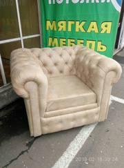 Изготовление на заказ кресла в стиле Честер