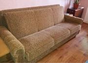 Продам диван - книжку в отличном состоянии .Механизм работает отлично!