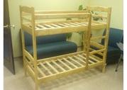 Детская двухъярусная кровать Габби