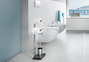 Элегантная стойка для ванной комнаты Blomus Menoto