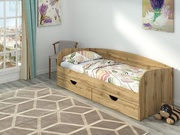 Односпальная кровать  с ящиками Соня 3
